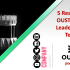 5 Reasons Why OUSTER Inc is a leader in LiDAR Technology!